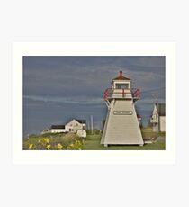 Port George Nova Scotia Canada Art Print