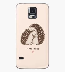 Hedge-hugs Case/Skin for Samsung Galaxy