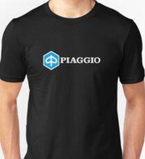 Piaggio Logo Merchandise Unisex T-Shirt