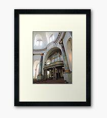Organ at Hedvig Eleonora Church Framed Print