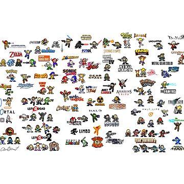 Video games by Misterfreaks