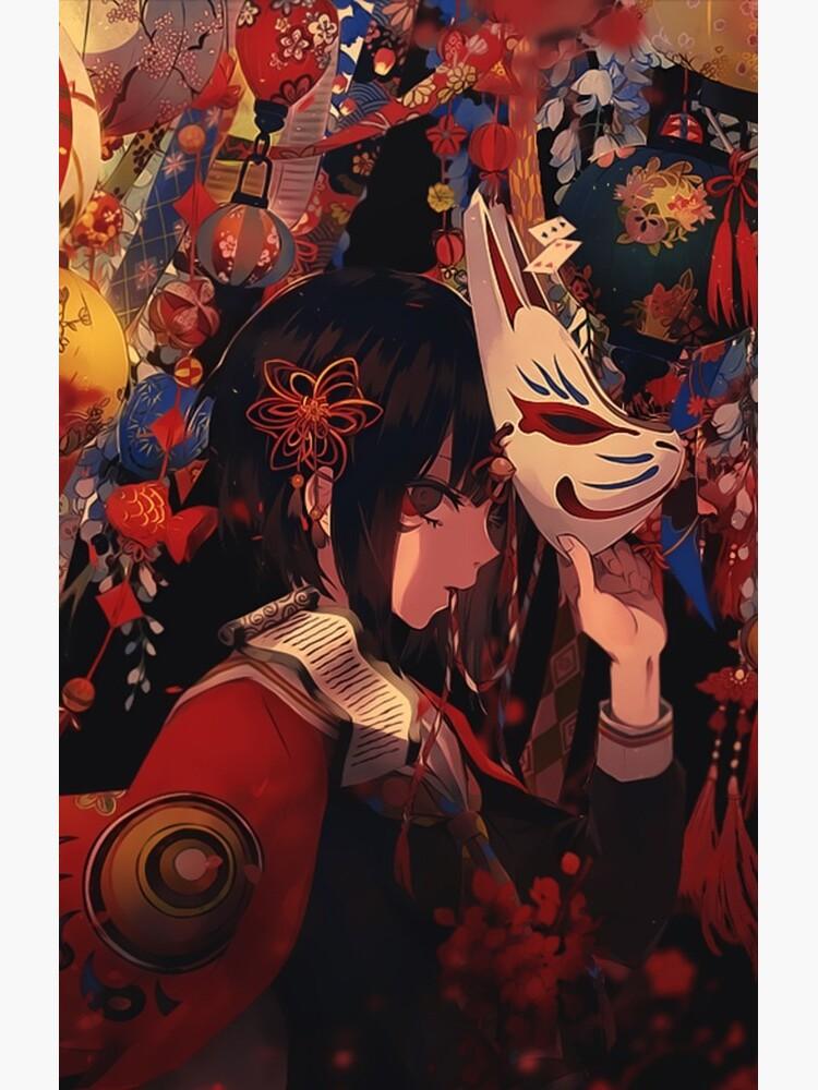 Fox Goddess by LemmyCraft