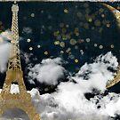 Cloud Cities Paris by mindydidit