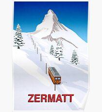 Zermatt Poster