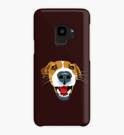 Harry the Fox Terrier Case/Skin for Samsung Galaxy