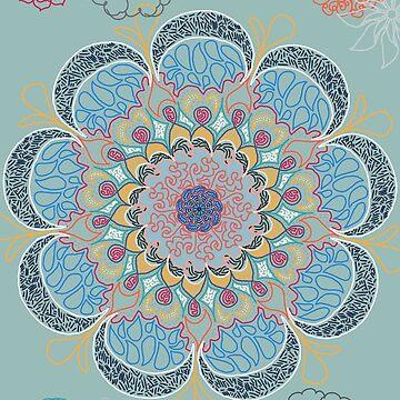 Blooming by ZoeN-P