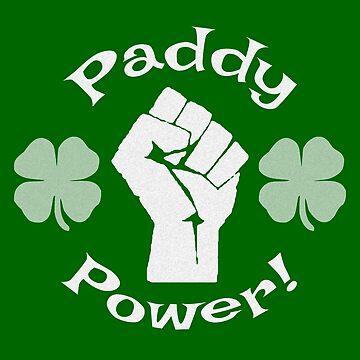Paddy Power - St Patrick's Day T-Shirt by antifeminismau