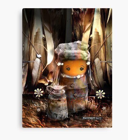 CHUNKIE Forest Canvas Print
