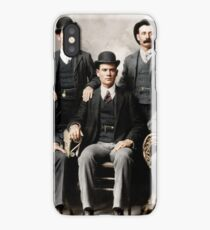 Butch Cassidy & the Wild Bunch iPhone Case