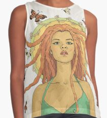 The Great Outdoors Contrast Tank