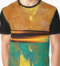 Fire & Ice Graphic T-Shirt