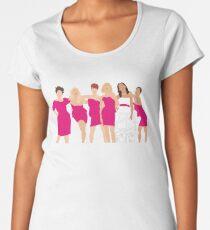 Demoiselles d'honneur T-shirt premium femme