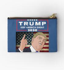 Trump 2020 - Keep America Great! Studio Pouch