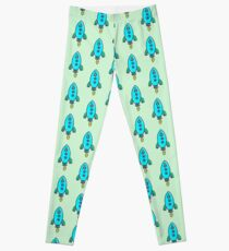 To The Moon! Leggings