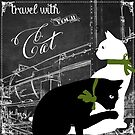 Travel with Your Cat by mindydidit