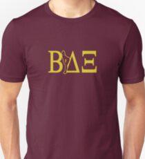 Beta Delta Xi - American Pie Slim Fit T-Shirt
