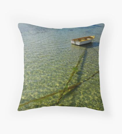 Tethered Throw Pillow