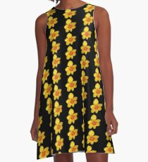 Daffodil A-Line Dress