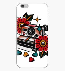 Traditional Polaroid Camera iPhone Case