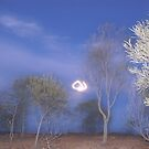Quilpie at Night © Vicki Ferrari Photography by Vicki Ferrari