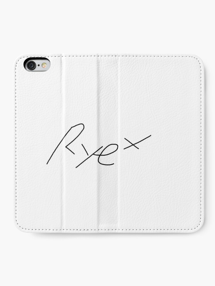 Alternate view of Rye Beaumont Signature (1) iPhone Wallet