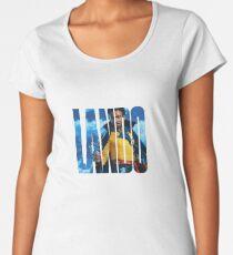 Donald Glover as Lando Calrissian - Solo: A Star Wars Story movie poster design Women's Premium T-Shirt