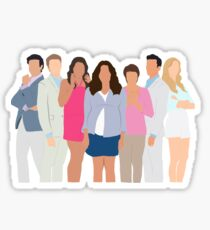 Jane The Virgin Cast Sticker