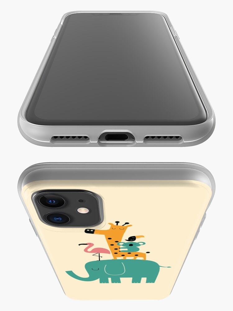 Alternative Ansicht von Weitergehen iPhone-Hülle & Cover
