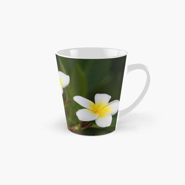 Frangipani leelawadee flowers Tall Mug