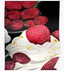 Strawberry Dream Poster