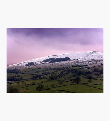 Wether Fell - Yorkshire Dales. Photographic Print