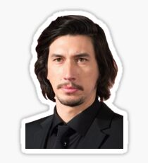 Adam Driver Sticker