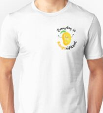 Everyday is Mango nificent - Punny Garden Unisex T-Shirt
