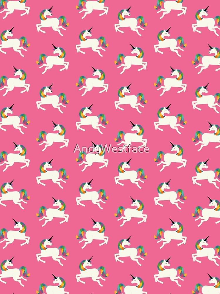 Para ser un unicornio de AndyWestface