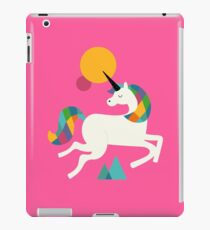 To be a unicorn iPad Case/Skin