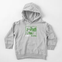 Like a Glove Quote Toddler Pullover Hoodie