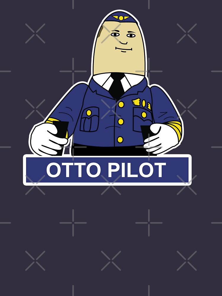 Otto the Inflatable Pilot by McPod
