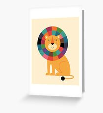 Mr. Confidence Greeting Card
