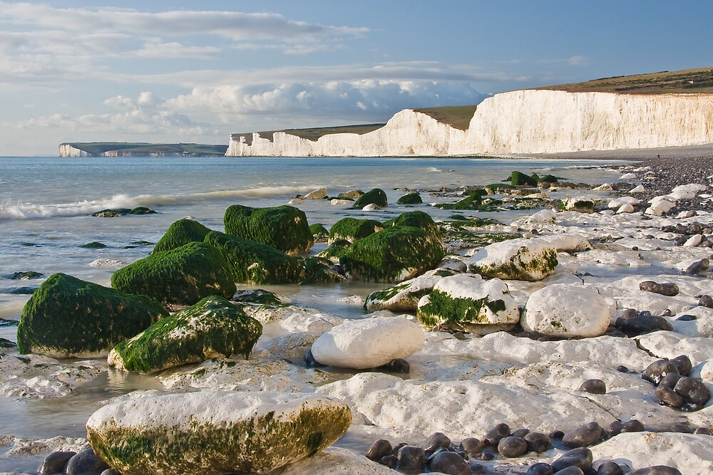 Seaford Beach by Stephen Morhall