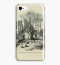 Vintage England Kenilworth Castle iPhone Case/Skin