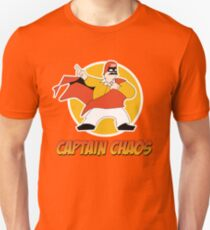Captain Chaos Unisex T-Shirt