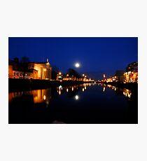 Cork By Night Photographic Print