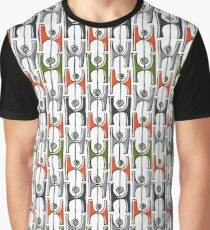 Gigi Ladder Graphic T-Shirt