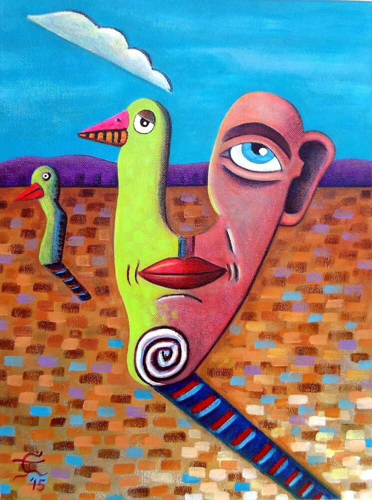 Dual Vision by Charles  Jones