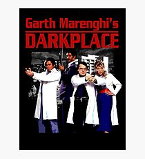 Dark Place Hospital Photographic Print
