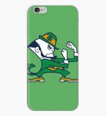 Fighting Irish Leprechaun iPhone Case