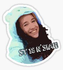 carina Sticker