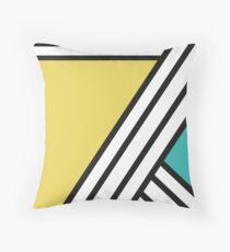 Modern geometric art Floor Pillow