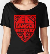 Ed Banger Records - Old Logo Women's Relaxed Fit T-Shirt