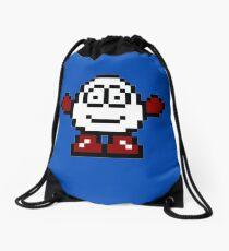 C64 Dizzy Drawstring Bag